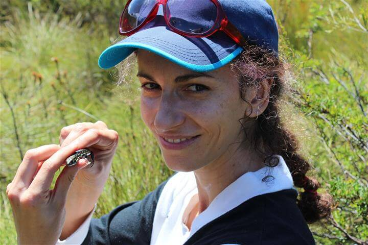 Sarsha Gorissen PhD Candidate